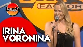 Irina Voronina | Russian Playmate | Laugh Factory Stand Up Comedy