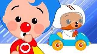 The Snowman - Plim Plim   Animated Series   The Children