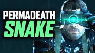 One Chance With Snake - Metal Gear Solid 5 | Gravehoppers Episode 12