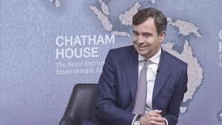 Evan Davis In Conversation With Christian Ulbrich, CEO, JLL