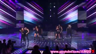 Little Mix - Move (Live) - Week 9 - Live Decider 9 - The X Factor Australia 2013