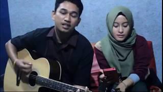 Cover lagu ungu saat bahagia(rian & ayu)