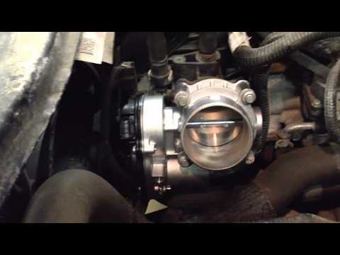 2009-2012 Ford Escape Electronic Throttle Body Replacement