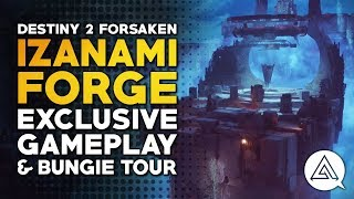 Destiny 2 | Izanami Forge Exclusive Gameplay & Bungie Tour - Last Guardian Standing