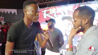 #RRPL Apresenta Terêncio MC VS Young Black #T5 (Quartos de Finais) Ep 24