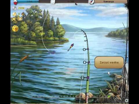 Łowisko Gone Fishing na NK Łowienie Samarga