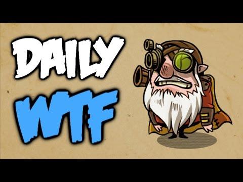 Dota 2 Daily WTF - lul
