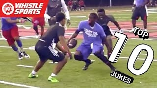 Football Jukes Compilation | Top 10
