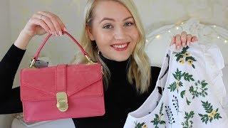 Collective Try-On Haul: ZARA, Topshop & Victoria's Secret   Meg Says