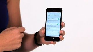 Lock Screen Image & Privacy Settings | iPhone Tips