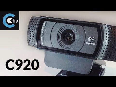 HOW TO IMPROVE VIDEO QUALITY Logitec HD Webcam C920 Tutorial