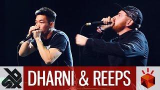 DHARNI & REEPS ONE   FEELS LIKE   GBBB Showcase 2016
