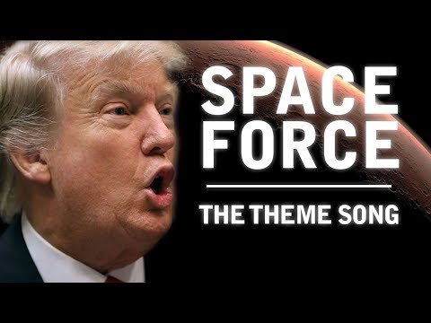 Xxx Mp4 Space Force The Theme Song Songify This 3gp Sex