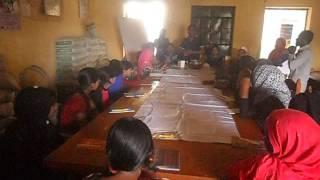 block batik training
