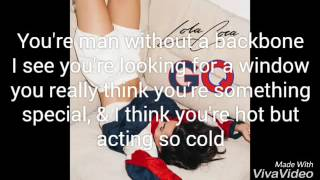 GQ (lyrics) - Lola Coca