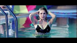 Sunny Leon Hot Bikini scene Video|Media Mithrama