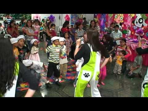 SHOW INFANTIL DE DOKI Y SUS AMIGOS CON EVENTOS INFANTILES GIOVI Y SUS AMIGOS