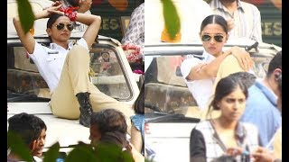 Deepika Padukone's Hot Cop Look For New Commercial 2018