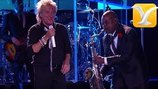 Rod Stewart - Tonight's the night live - Festival de Viña del Mar 2014 HD