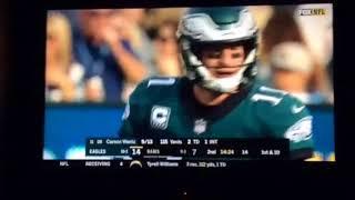 Eagles Vs Rams LIVE!!!!