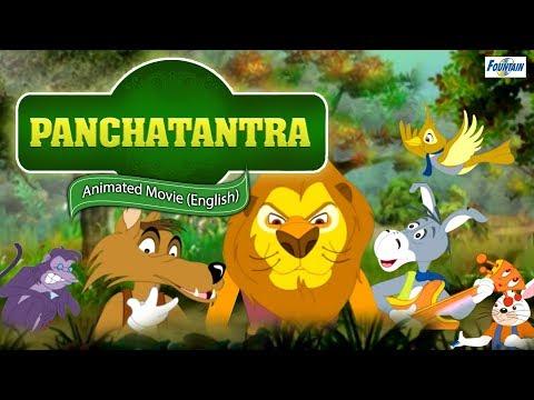 Panchatantra - Full Animated Movie ( Hindi )