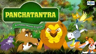 Panchatantra - Full Animated Movie ( Hindi )