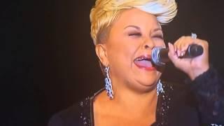 Tamela Mann singing Mary Mary's Yesterday  at  BMI Trailblazers   Gospel Music  Awards