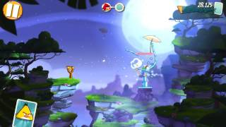 (AngryBird2)second stage gameplay