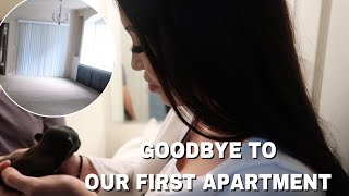 MOVING DAY... + NEW PUPPY!???