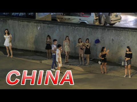 Myanmar China Border City Mong La Casino and Red light district 2019 4K 缅甸小勐拉