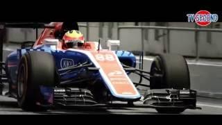 Rio Haryanto Perform F1 Team MANOR Racing - Indonesia