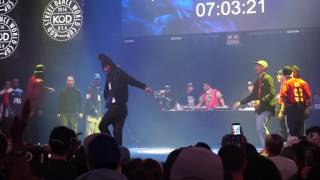 KOD 2016 France vs China - Hip Hop