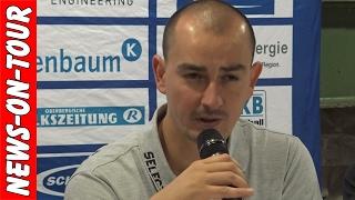 Pressekonferenz in HD+ | 18.11.2015 | VfL Gummersbach vs. SC Magdeburg | PK in voller Länge