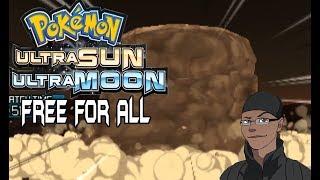 CRUSHED -  Pokemon Ultra Sun & Moon FFA