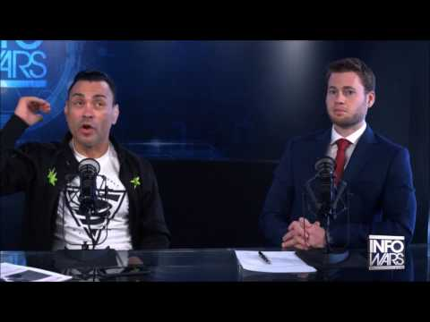 FE content only Eddie Bravo talks Flat Earth on INFOWARS removed from infowars again ✅