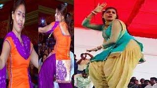 सपना चौधरी को भी मात दे रही है ये डांसर | Viral Video: Girl Dances On Haryanvi Song Kabada Ho Jaga