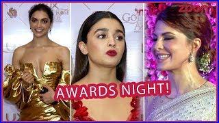 Deepika Padukone, Katrina Kaif And Several Other Bollywood Divas Grace An Award Function