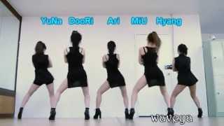 ★**WAVEYA DANCE COVER  OF PSY - GENTLEMAN!**★