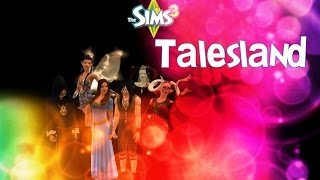 TALESLAND - ts3 machimina movie - Voice Over sub ita