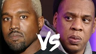 Kanye West VS Jay Z: Who Is Richer?