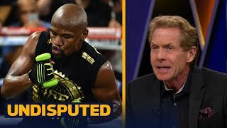 Mayweather is claiming McGregor's style is 'extremely dirty' - Skip and Shannon debate   UNDISPUTED