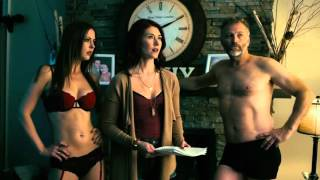 How to Plan an Orgy in a Small Town | official trailer (2016) Jewel Staite