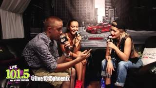 Rita Ora Flashes JD and Extra Medium