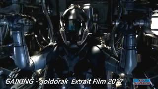 Goldorak © GAIKING Extrait Film 2017 Bande Annonce inédit