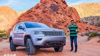 Jeep Grand Cherokee Trailhawk 2017 جيب جراند شيروكي تريل هوك