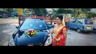 Anju weds Sreenath - Wedding Trailer