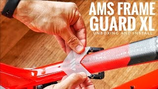 AMS Frame Guard XL Unboxing & Install