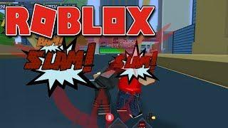Roblox - ENFRENTANDO NINJA ASSASSINOS ( Injustice Online Adventure )
