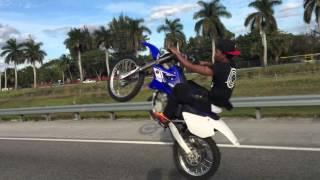 Miami BikeLife Takeover Pt.1