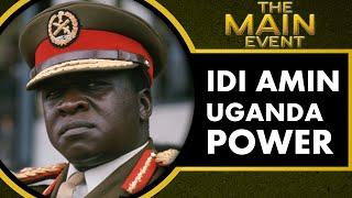 Idi Amin takes power in Uganda